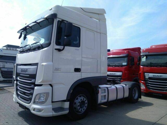 XF106.460 Space Cab 5units / Leasing - 2016