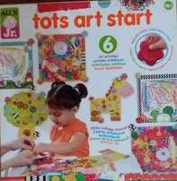 Tots of Art any will girl would like this to do and learn