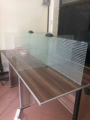 New work station and reception table Kampala - image 1