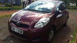 Wine Red VITZ
