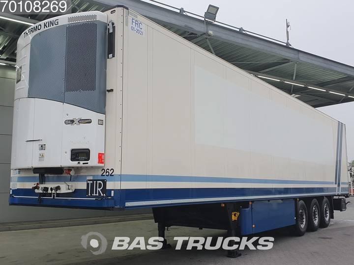 Schmitz Cargobull SKO24 Thermoking SLX Spectrum Doppelstock Trennwand Doppe... - 2012