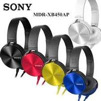 sony headphones extra bass