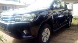 Brand new Toyota Hilux 2017 Automatic Drive