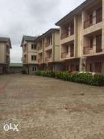 24 unit of 3 bedroom block of flat at Igando