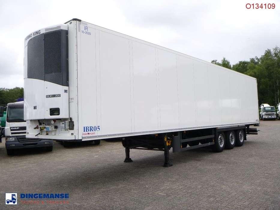 Schmitz Cargobull Frigo trailer + Thermoking SLXE 300 - 2014