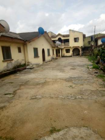 Building for sales at egbeda, Lagos state Mosan/Okunola - image 2