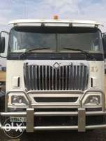 Manual 2010 International Truck Available