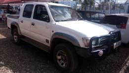 Toyota Hilux Double Cabin 3L