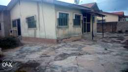 Nice 3Bedroom bungalow at OGD Estate Asero Abeokuta For Sale