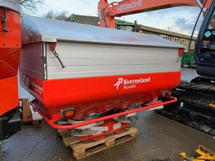 Kverneland exacta-cl ew - 2012