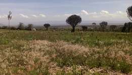 Plots with clean ready titles 50by100 at Gilgil kikopey.