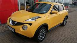 Diesel Nissan Juke for sale! Fuel saver!