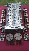 Ford Focus 1.8 Duratech cylinder Head