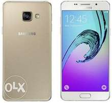 Samsung A5 2016 1week used Gold