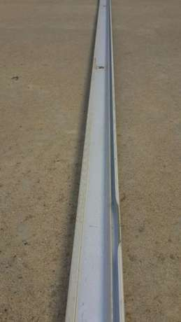 Aluminium section moulding which allows you to fit a 2.5 m eezi awn aw Tokai - image 1
