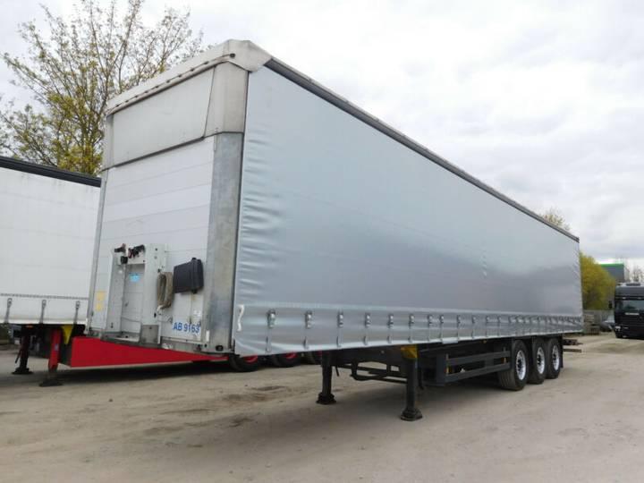 Schmitz Cargobull 3 Stück S01 Hubdach XL Code Neu Plane Joloda - 2013