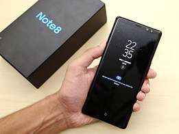 Samsung Galaxy note 8 Brand new and sealed in a shop with warranty