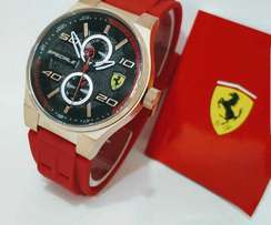 SCUDERIA FERRARI SF Red Chronograph Watch