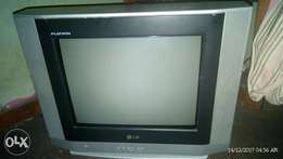 My 14in LG flatron TV for sale