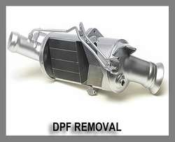 DPF removal/Cancellation - Flash tuning - Cars and Trucks up to 4 Tons