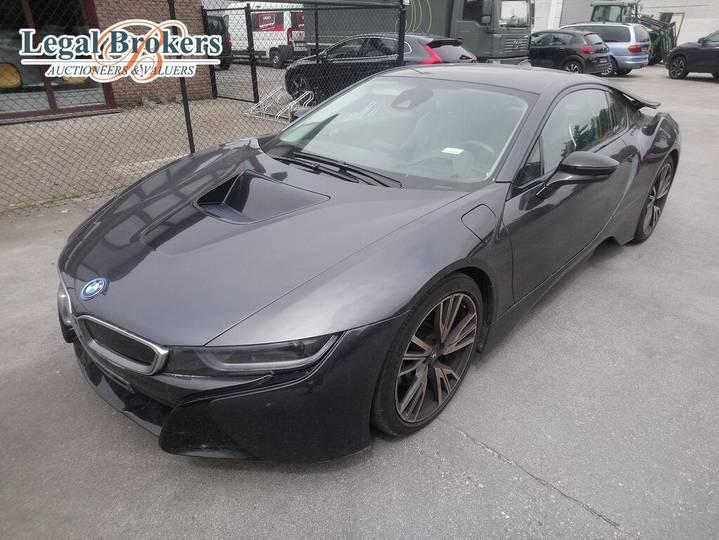 BMW I8 - Coupé - 2016