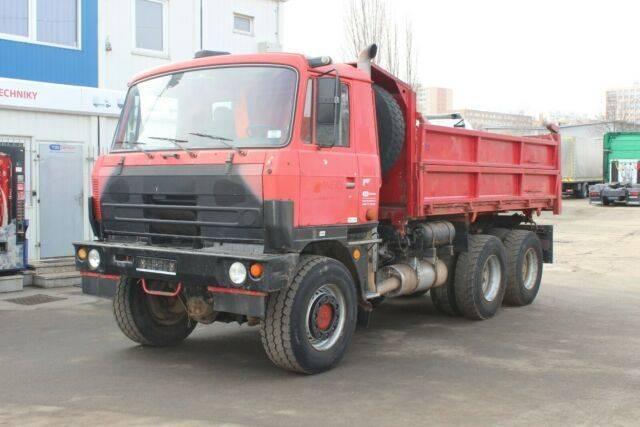 Tatra T815, 6X6, 3 SIDE - 1983