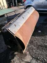 Vibratory Roller Attachment for Bobcat or Skid steer loaders
