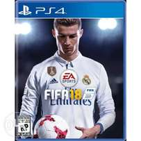 Ps4 fifa 18 available