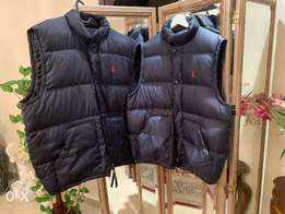 100% original POLO RALPH LAUREN couple's winter jacket