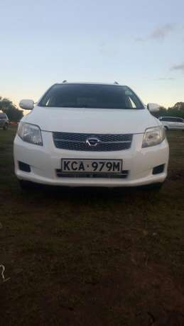 Toyota fielder 2008 model in mint condation Nairobi CBD - image 1