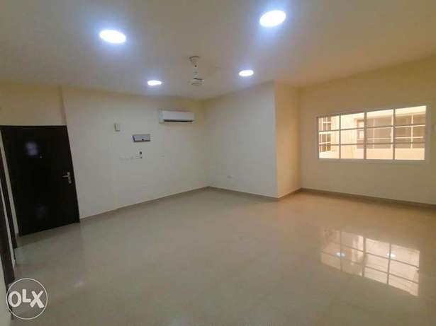 2 BR flats for rent at Ghobra opp Noor market 260 rials+1 months free