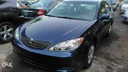 Tincancleared tokunbo Toyota Camry 03