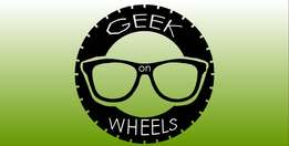 Geek On Wheels / CCTV