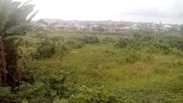 11 plots (7419.5 sqm) For sale,beside education resource, Akure.