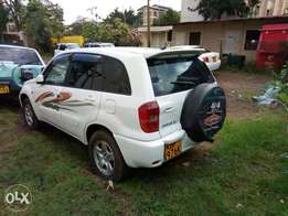 Toyota RAV 4 auto fully loaded excellent condition