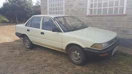 Toyota Corolla 90 (Well Maintained)