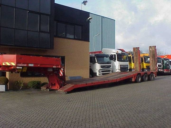 Langendorf Satah H 30/33 Low loader - 2008