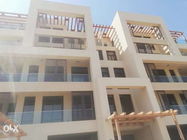 Fully Furnished 2 BHK+Maid Apartment For rent In Muscat Bay(Pool+Gym)