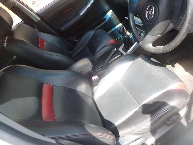 2007 Toyota Runx 1.6 Sport Available for Sale Johannesburg - image 7