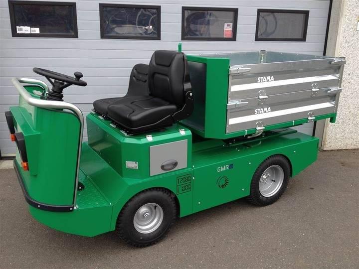 Stama Multi Truck, El-drevet - 2019