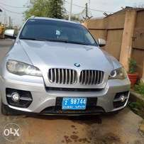 BMW X6 2009 Model (Tokunbo)