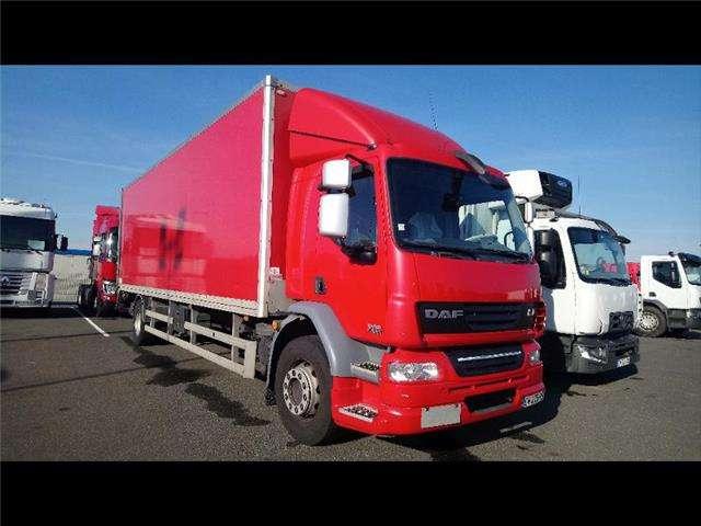 DAF Fa Lf 55.250 E15 Euro 5*** Fourgon 8500