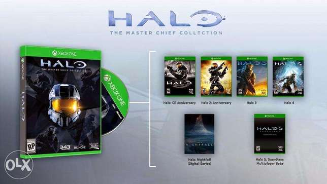 Halo: The Master Chief Collection Xbox One - Digital Code