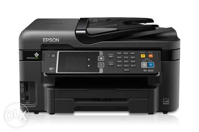 Epson workforce 3620 Dwf Nairobi CBD - image 2