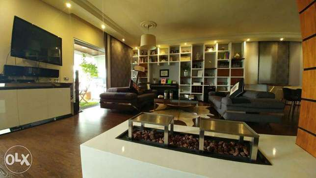 Ballouneh 330m2 - designer's signature - fully furnished -
