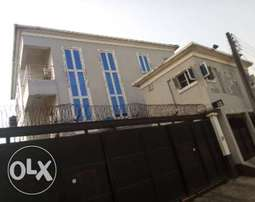 A 2bedroom flat in Osapa London (upstairs)