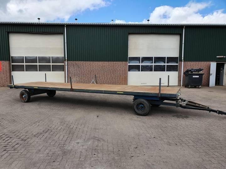 industriewagen 8 ton flatbed