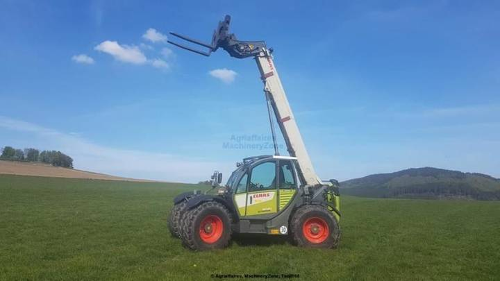 Claas scorpion 9040 - 2012