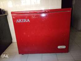 Red Wine Akira Chest Freezer
