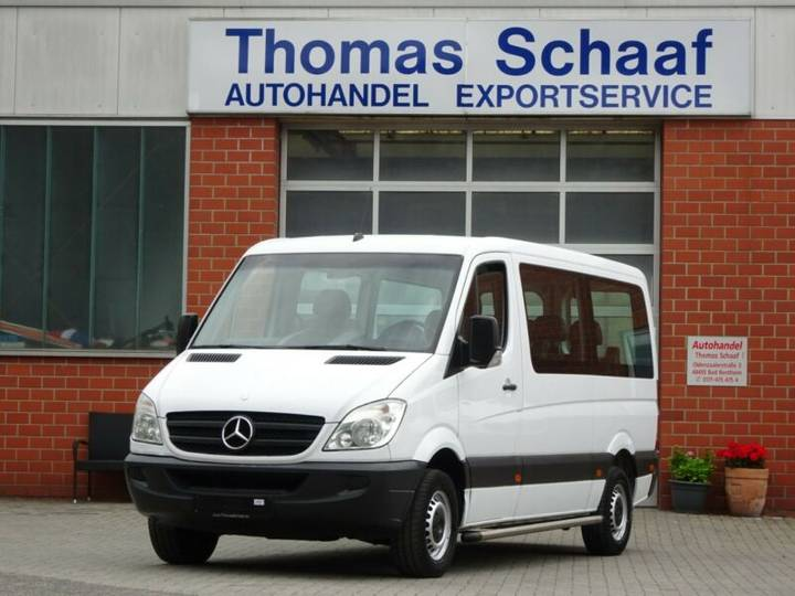 Mercedes-Benz Sprinter 316 CNG/Benzin L2H1 9 Sitze Automatik - 2009